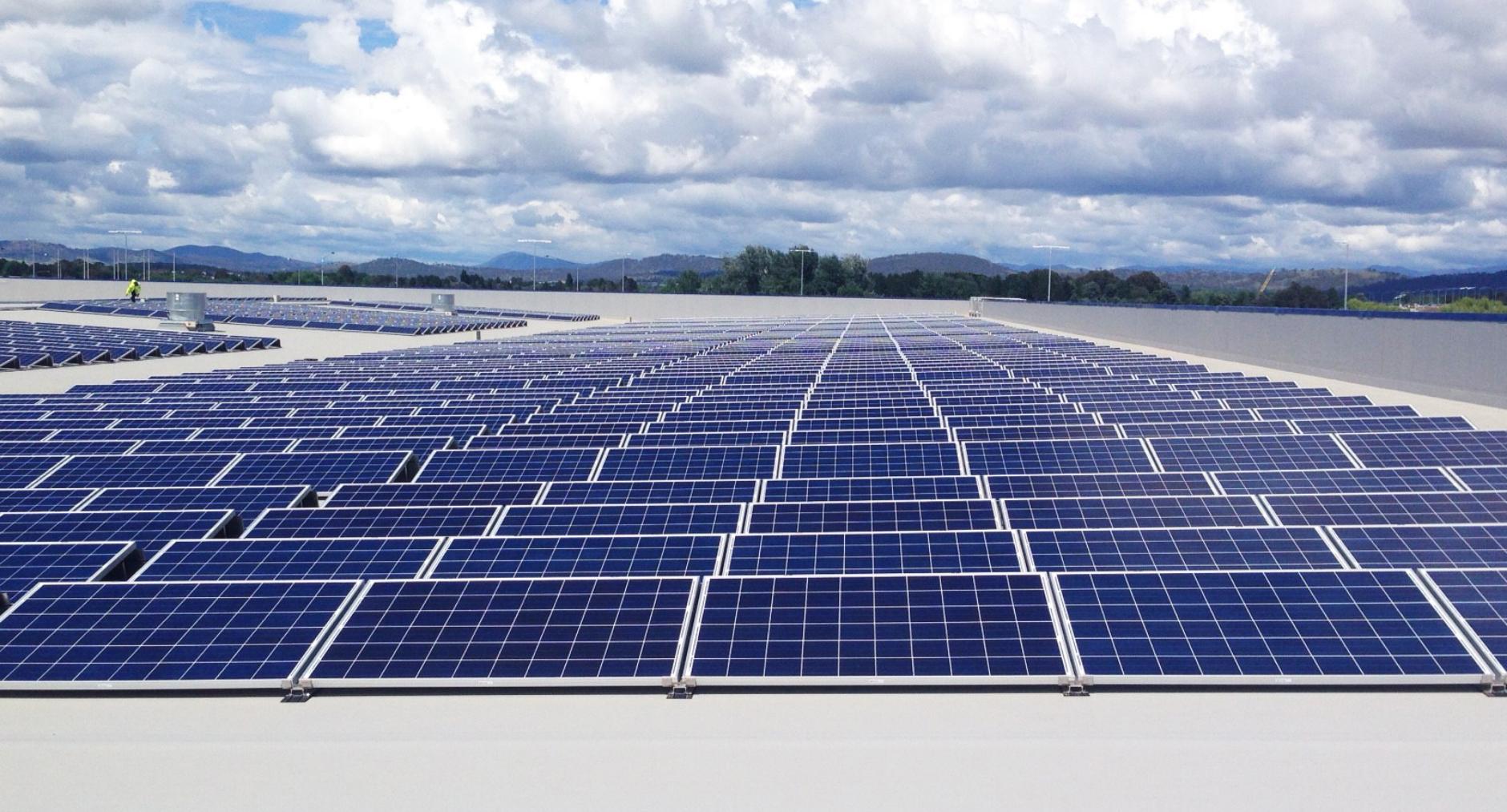 RFI powers Sydney metro trains facility with 1.12 MW rooftop solar plant